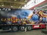 God of War - Play Station advertisment - making of truck