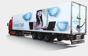 CrystalCall Outdoor AD